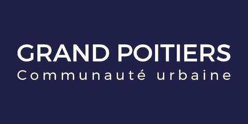 Données numériques sur  le territoire de Grand Poitiers