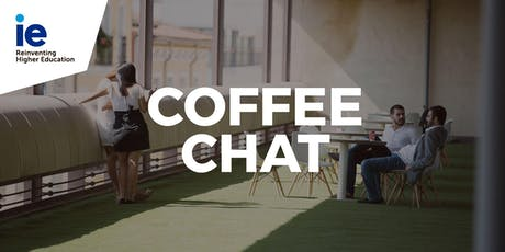 Have a chat over coffee, IE 121 Information Session  - Shanghai billets