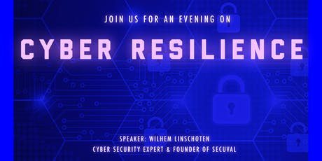 Cyber Resilience Fireside Chat Tickets