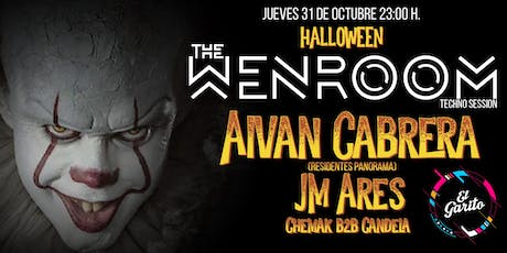 THE WENROOM - HALLOWEEN entradas