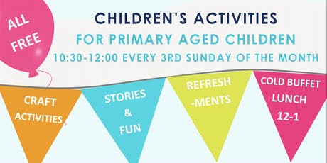 Children's Activities tickets