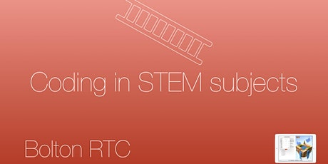 Coding in STEM subjects tickets