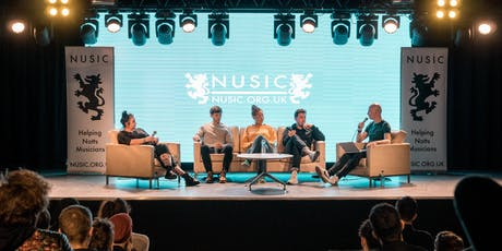NUSIC ACADEMY WORKSHOP (AND ADVICE FAIR) - Funding Your Music tickets