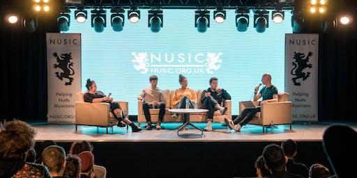 NUSIC ACADEMY WORKSHOP (AND ADVICE FAIR) - Funding Your Music