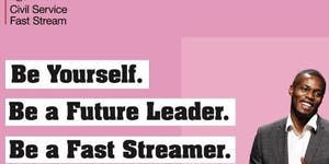 Civil Service Fast Stream Open Event