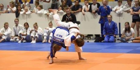 NK Judo teams -18 tickets