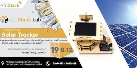 AfriStack FabLab - Concevoir un Solar Tracker billets