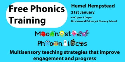 HEMEL HEMPSTEAD PHONICS TRAINING