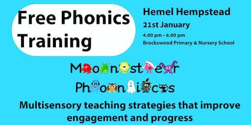 HEMEL HEMPSTEAD PHONICS TRAINING