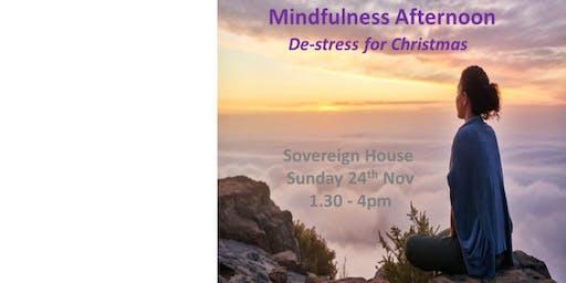 Christmas Mindfulness De-stress