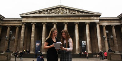 THATMuse Love Hunt at the British Museum