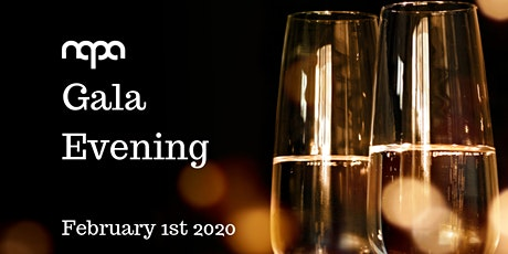 NAPA Gala Evening tickets