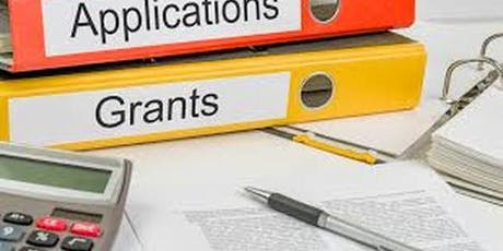 Top tips for grant writing tickets