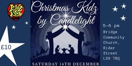 Christmas Kidz by Candlelight tickets