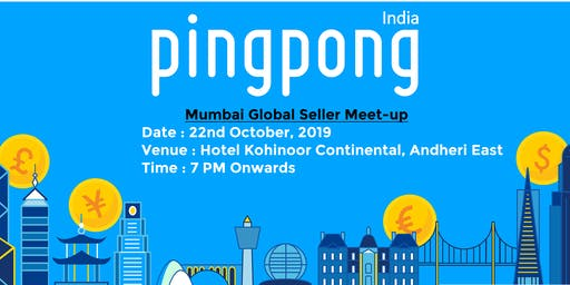 PingPong  Payments Meetup