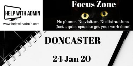 Focus Zone - Doncaster tickets