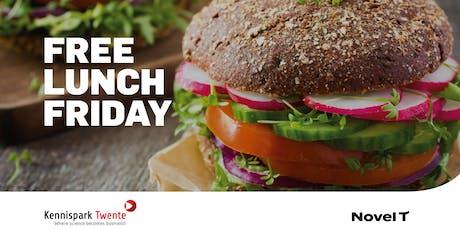 Free Lunch Friday: KienhuisHoving tickets