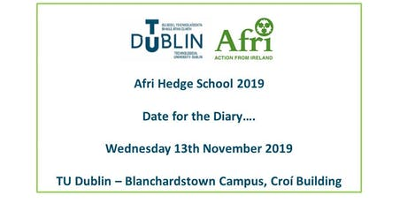 Afri Hedge School 2019 tickets