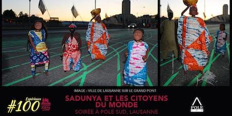 SaDunya et les Citoyens du Monde tickets