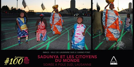 SaDunya et les Citoyens du Monde billets