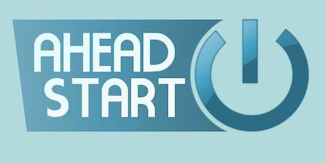 AHEAD Start - Jan - Mar 2020 tickets
