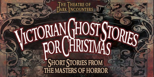 Victorian Ghost Stories for Christmas