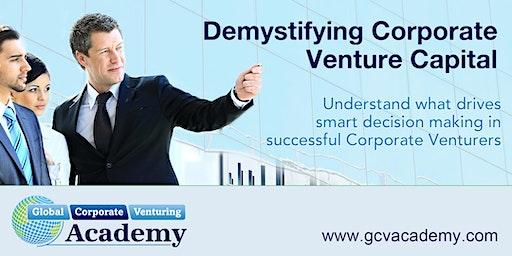 2-Day Intelligent Corporate Venturing Course | 1-2 June, 2020 | London