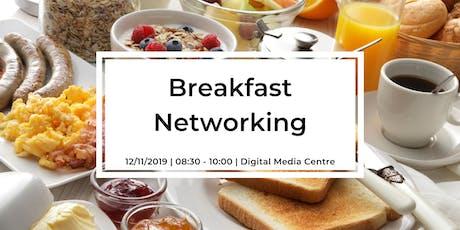DMC Breakfast Networking November tickets