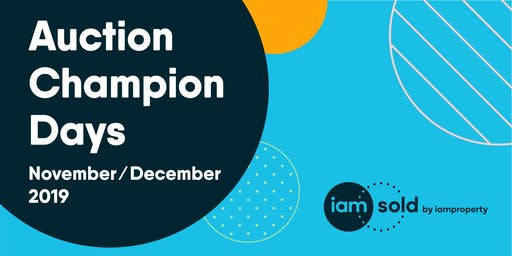 IAM Sold Auction Champions Day
