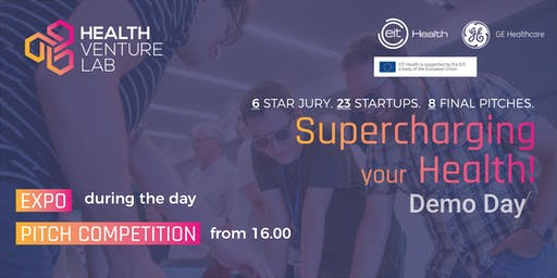 Supercharging your Health ⚡ - Demo Day @Health Ven