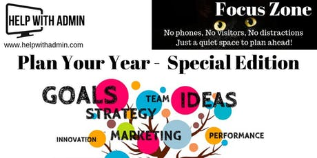 Focus Zone - Plan Your Year Special tickets