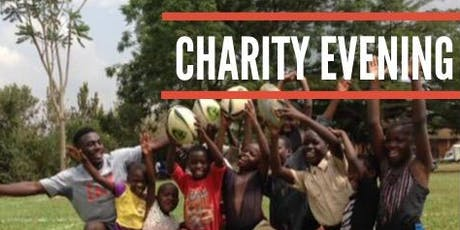 Nafasi Rugby Charity Evening tickets