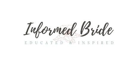 The Informed Bride Workshop tickets