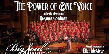 Big Soul Project Christmas Concert - The Power of One Voice tickets