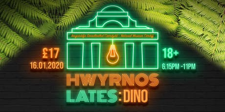 HWYRNOS: Deino / LATES: Dino tickets