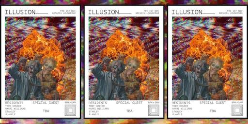 Illusion 020 - Halloween