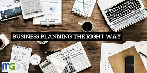 BUSINESS PLANNING THE RIGHT WAY LIVE WEBINAR