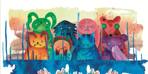 How Monsters Wish to Feel: Nurturing Resilience in Vulnerable Children