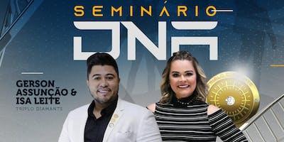 SEMINÁRIO DNA ARACAJU - NOVEMBRO 2019