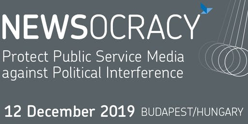 NEWSOCRACY | Protect Public Service Media against Political Interference