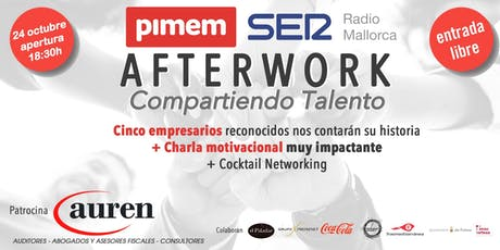 Afterwork PIMEM: 'Compartiendo Talento' tickets