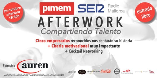 Afterwork PIMEM: 'Compartiendo Talento'