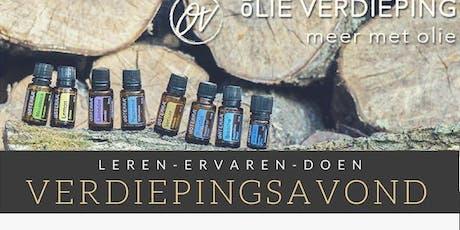 Olie Verdiepingsavond - Alphen a/d Rijn tickets