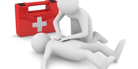 Emergency First Aid at Work Training tickets