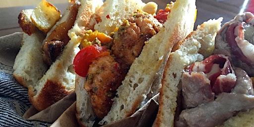 Trapizzini: Italian Street food