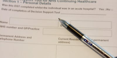 Continuing Healthcare (Revised 2018) and The Care Act (2014) - Refresher