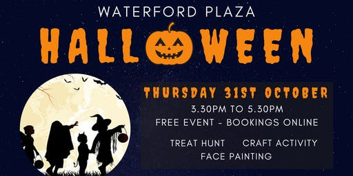 Waterford Plaza Craft & Trick or Treat Event