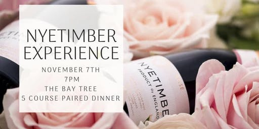The Bay Tree hosts: Nyetimber Tasting Experience