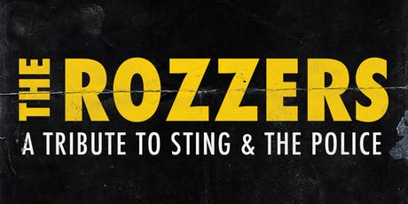 The Rozzers (The Police & Sting Tribute) tickets