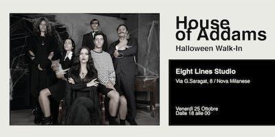 House of Addams   Halloween Walk-In